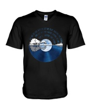 Fly Me To The Moon D0933 V-Neck T-Shirt thumbnail