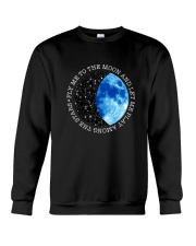 Fly Me To The Moon D0914 Crewneck Sweatshirt thumbnail