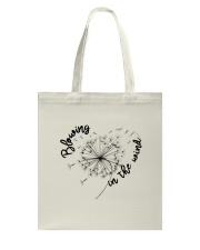 Blowing In The Wind Tote Bag thumbnail