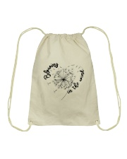 Blowing In The Wind Drawstring Bag thumbnail