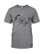Blowing In The Wind Classic T-Shirt front