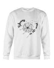 Blowing In The Wind Crewneck Sweatshirt thumbnail