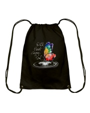 Wild Heart Gypsy Soul D01314 Drawstring Bag thumbnail