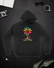 You May Say I'm A Dreamer D0172 Hooded Sweatshirt lifestyle-unisex-hoodie-front-9