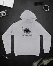 Let's Get Lost Hooded Sweatshirt lifestyle-unisex-hoodie-front-9