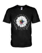 You Belong Among The Wildflowers D01278 V-Neck T-Shirt thumbnail
