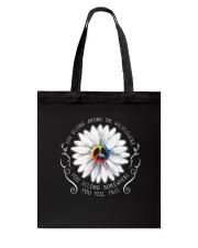 You Belong Among The Wildflowers D01278 Tote Bag thumbnail