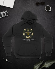 Whisper Words Of Wisdom D0583 Hooded Sweatshirt lifestyle-unisex-hoodie-front-9