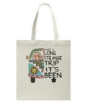 What A Long Strange Trip A0152 Tote Bag thumbnail