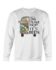 What A Long Strange Trip A0152 Crewneck Sweatshirt thumbnail