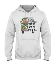 What A Long Strange Trip A0152 Hooded Sweatshirt front