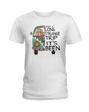 What A Long Strange Trip A0152 Ladies T-Shirt thumbnail