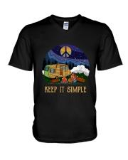 Keep It Simple D0924 V-Neck T-Shirt thumbnail