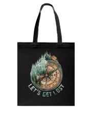 Let's Get Lost Tote Bag thumbnail