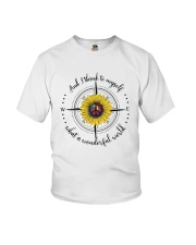 And I Think To Myself D0590 Youth T-Shirt thumbnail