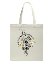 And I Think To Myself D0992 Tote Bag thumbnail