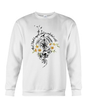 And I Think To Myself D0992 Crewneck Sweatshirt tile