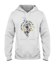 And I Think To Myself D0992 Hooded Sweatshirt thumbnail
