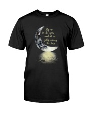 Fly Me To The Moon D01117 Classic T-Shirt front