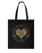 And When The Night Is Cloudy D01254 Tote Bag thumbnail