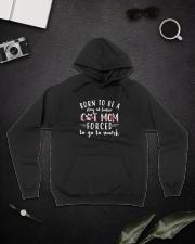 Cat Mom CA0016 Hooded Sweatshirt lifestyle-unisex-hoodie-front-9
