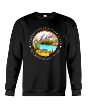 Freedom's Just Another Word D0554 Crewneck Sweatshirt thumbnail