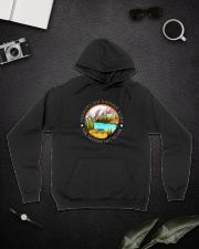 Freedom's Just Another Word D0554 Hooded Sweatshirt lifestyle-unisex-hoodie-front-9
