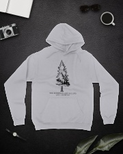 The Mountains Are Calling Hooded Sweatshirt lifestyle-unisex-hoodie-front-9
