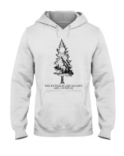 The Mountains Are Calling Hooded Sweatshirt tile
