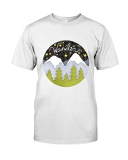 Wander Classic T-Shirt front