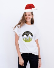 Wander Classic T-Shirt lifestyle-holiday-crewneck-front-1