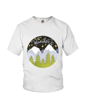 Wander Youth T-Shirt tile
