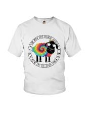 I'm Not The Black Sheep Youth T-Shirt thumbnail