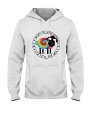 I'm Not The Black Sheep Hooded Sweatshirt front