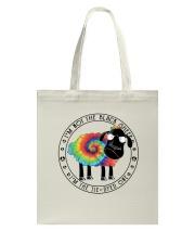 I'm Not The Black Sheep Tote Bag thumbnail