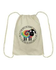 I'm Not The Black Sheep Drawstring Bag thumbnail