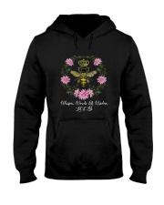 Whisper Words Of Wisdom D0584 Hooded Sweatshirt front