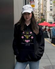 Whisper Words Of Wisdom D0584 Hooded Sweatshirt lifestyle-unisex-hoodie-front-5