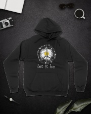 Let It Be D0033 Hooded Sweatshirt lifestyle-unisex-hoodie-front-9