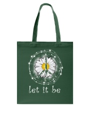 Let It Be D0033 Tote Bag thumbnail