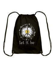 Let It Be D0033 Drawstring Bag thumbnail