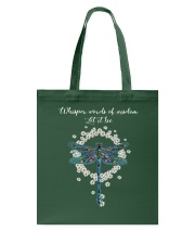 Whisper Words Of Wisdom D0682 Tote Bag thumbnail