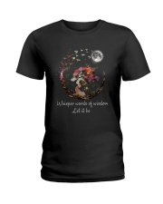 Whisper Words Of Wisdom D0884 Ladies T-Shirt thumbnail