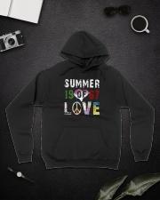 Summer Of Love 1967 A0169 Hooded Sweatshirt lifestyle-unisex-hoodie-front-9