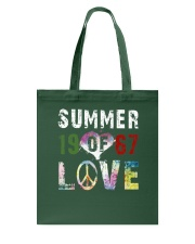 Summer Of Love 1967 A0169 Tote Bag tile