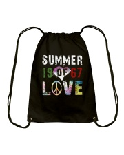 Summer Of Love 1967 A0169 Drawstring Bag thumbnail
