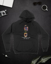 The Mountain Is Calling D0780 Hooded Sweatshirt lifestyle-unisex-hoodie-front-9