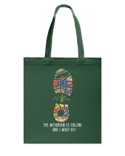 The Mountain Is Calling D0780 Tote Bag tile
