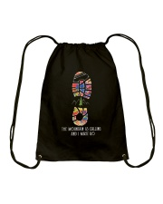 The Mountain Is Calling D0780 Drawstring Bag thumbnail