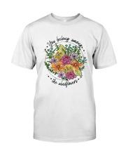 You Belong Among The Wildflowers D0631 Classic T-Shirt thumbnail